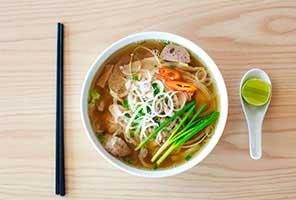 alimentazione cinese Scuola Tao