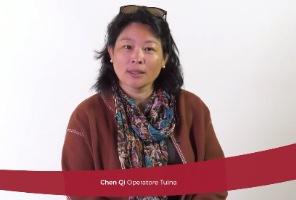 Chen Qi operatore Tuina