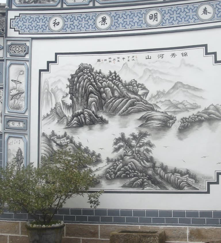 Tempio cinese
