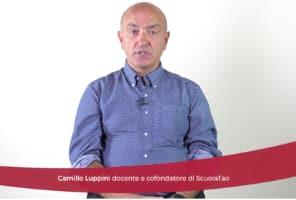 Camillo Luppini, docente e co-fondatore di ScuolaTao