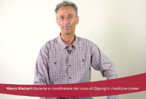 Marco Mazzarri docente e coordinatore corso Qigong