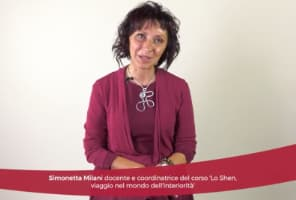 Simonetta Milani, docente coordinatore del corso Lo Shen