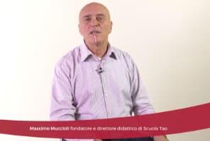 Massimo Muccioli, fondatore e direttore didattico di ScuolaTao