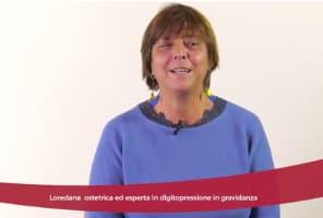 Loredana Zordan, ostetrica ed esperta in digitopressione in gravidanza