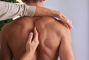 manipolazione della schiena