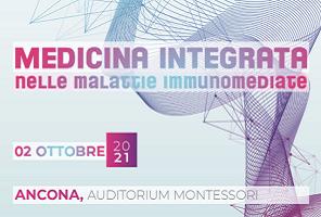 Convegno medicina integrata Ancona 2021